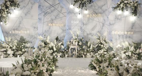 爱如磐石-婚礼策划图片