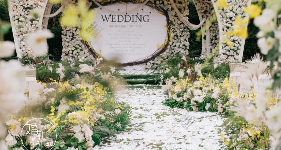 《向暖》-婚礼策划图片