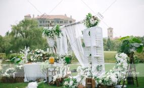 庆隆高尔夫-记得婚礼图片
