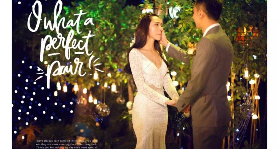 暮光森林-婚礼策划图片