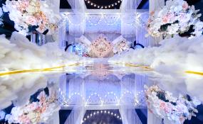 一品天下大蓉和-酷酷的新娘婚礼图片