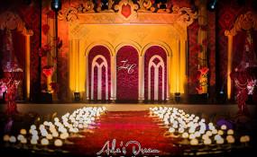 璧山民生酒店-《与·世》婚礼图片
