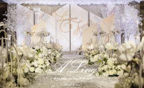总府皇冠假日酒店-情书婚礼图片