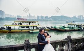 南滨路华尔斯-婚礼图片