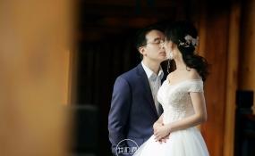 闲庭汉式婚礼 案例图片