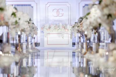 爱是永恒白色婚礼,室内婚礼,韩式婚礼,简洁婚礼,唯美婚礼