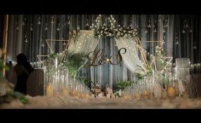 总府皇冠假日酒店-婚礼图片