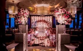 费尔顿凯莱大酒店-《帆之恋》婚礼图片