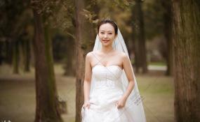 秀丽东方-小森林婚礼图片