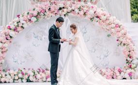 老房子水墨红-婚礼图片