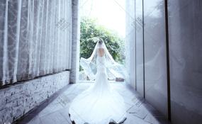 四宿天元-森林中的花园婚礼图片