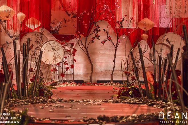 琴瑟在御,凤凰于飞-婚礼策划图片