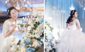 广汉新滨江酒店-佳人如梦婚礼图片