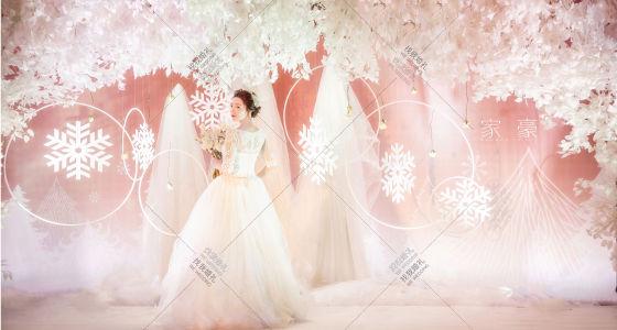 冬季主题婚礼2-婚礼策划图片