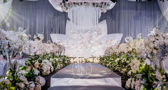 《旖旎》-婚礼策划图片