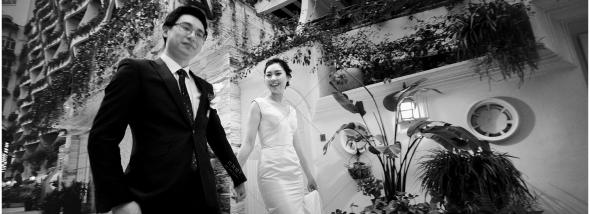 环球洲际-婚礼图片