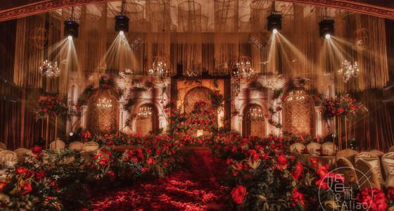 《欧式复古后花园》-婚礼策划图片