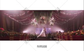 明宇豪雅 科华路-你是我最疼爱的女人婚礼图片