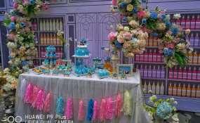 欢乐谷墨宴席-婚礼图片