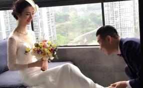 婚礼现场 案例图片