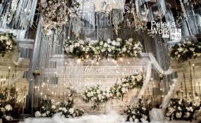 天和缘-《I FEEL CLOSE TO YOU》婚礼图片