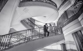 渝中区希尔顿3F-婚礼图片