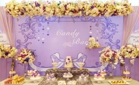 梦幻紫色系 案例图片
