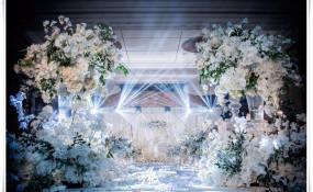 明宇豪雅科华店五楼豪雅厅-《小幸运》婚礼图片
