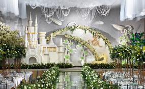 渝州国宾馆-The castle of love婚礼图片
