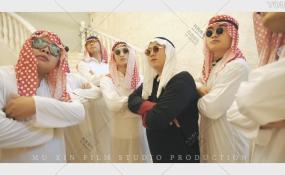成都婚礼主持兼迪拜王子周涵婚礼快剪-婚礼图片