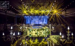 总府皇冠假日酒店-《荡漾星空》婚礼图片