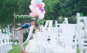 贝迪颐园户外婚礼-婚礼图片