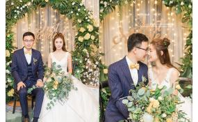 仁和春天酒店-心动 is婚礼图片