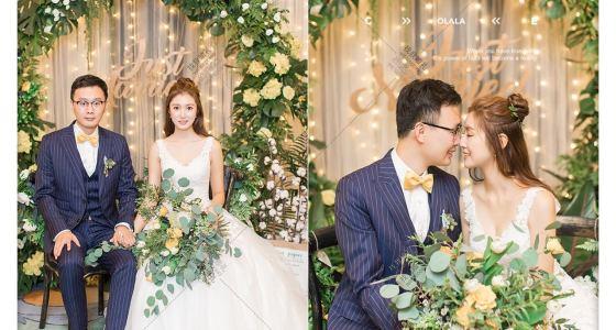心动 is-婚礼策划图片