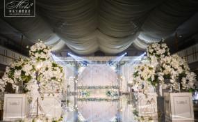 正熙雅居酒店-《圣光.恋堂》婚礼图片