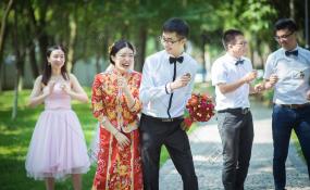 江北区巴俞寒舍-婚礼图片
