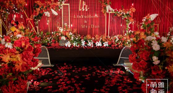 L W   Loving-婚礼策划图片