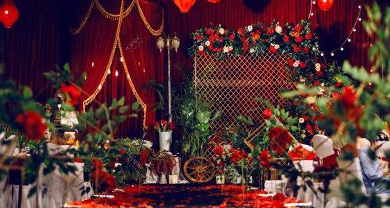 鞠美丽的小幸运-婚礼策划图片