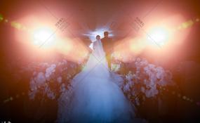 总府路皇冠假日-告白气球婚礼图片