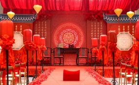 西蜀森林-红袖婚礼图片