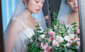 墨宴-小仙女🧚♀️婚礼图片