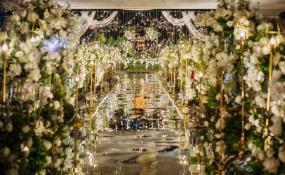 资阳蜀亨酒店-《悠然清新》婚礼图片