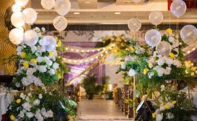 红杏酒家明珠店-秘密花园婚礼图片