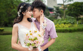 加州花园酒店-婚礼图片