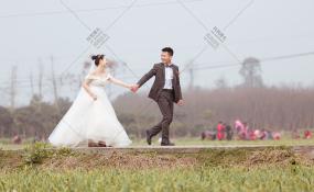 四川省成都市新津县新津花源镇中心卫生院-田园乡村风婚礼图片