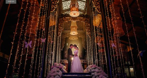 蝴蝶的爱情-婚礼策划图片