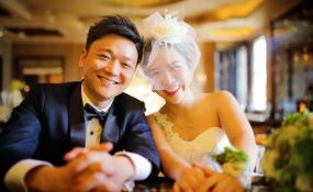 新娘妆 案例图片