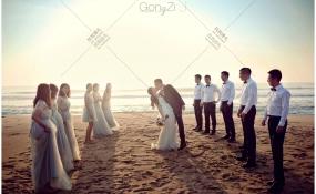 三亚香格里拉大酒店-婚礼图片