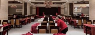 Grand Banquet of Roses · 玫瑰之夜-黄室内大气婚礼照片