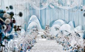 俏巴渝大饭店-山海之外婚礼图片